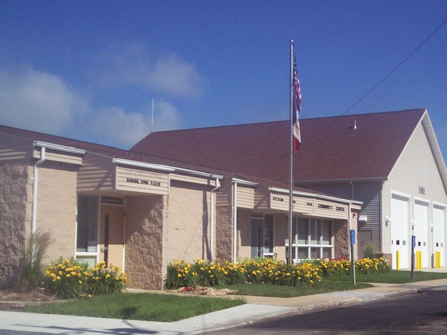 Robins City Hall